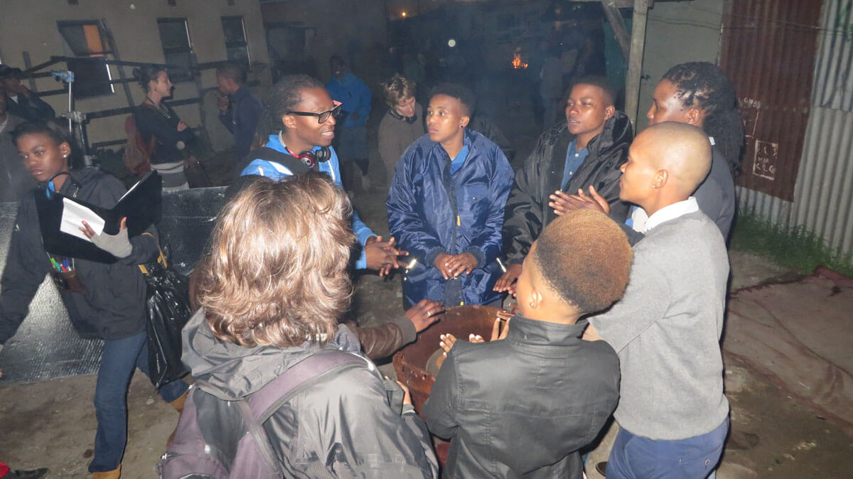 WYWL Khayalitsha Sakhumzi Mati chats to Tommy Boys