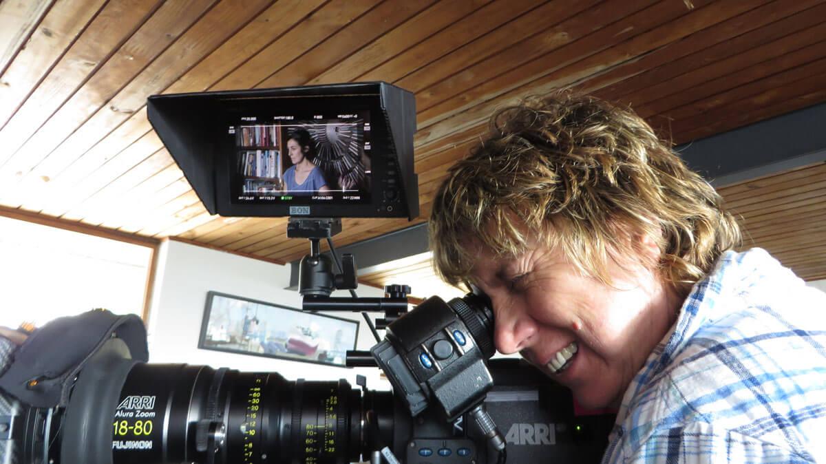 WYWL Dez & Terri's house Amelia on camera