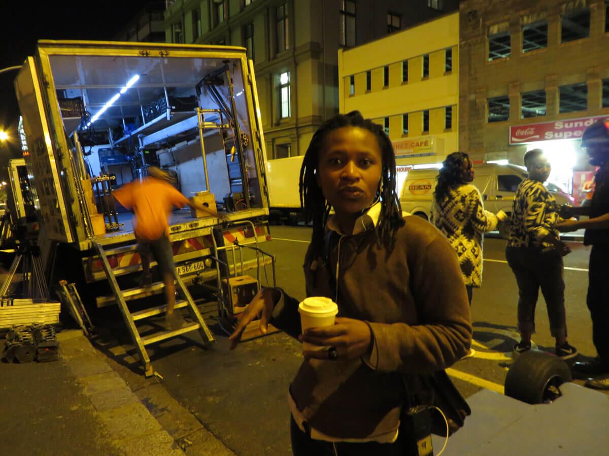 WYWL Burlesque Ntobeko Cele (Street Casting)