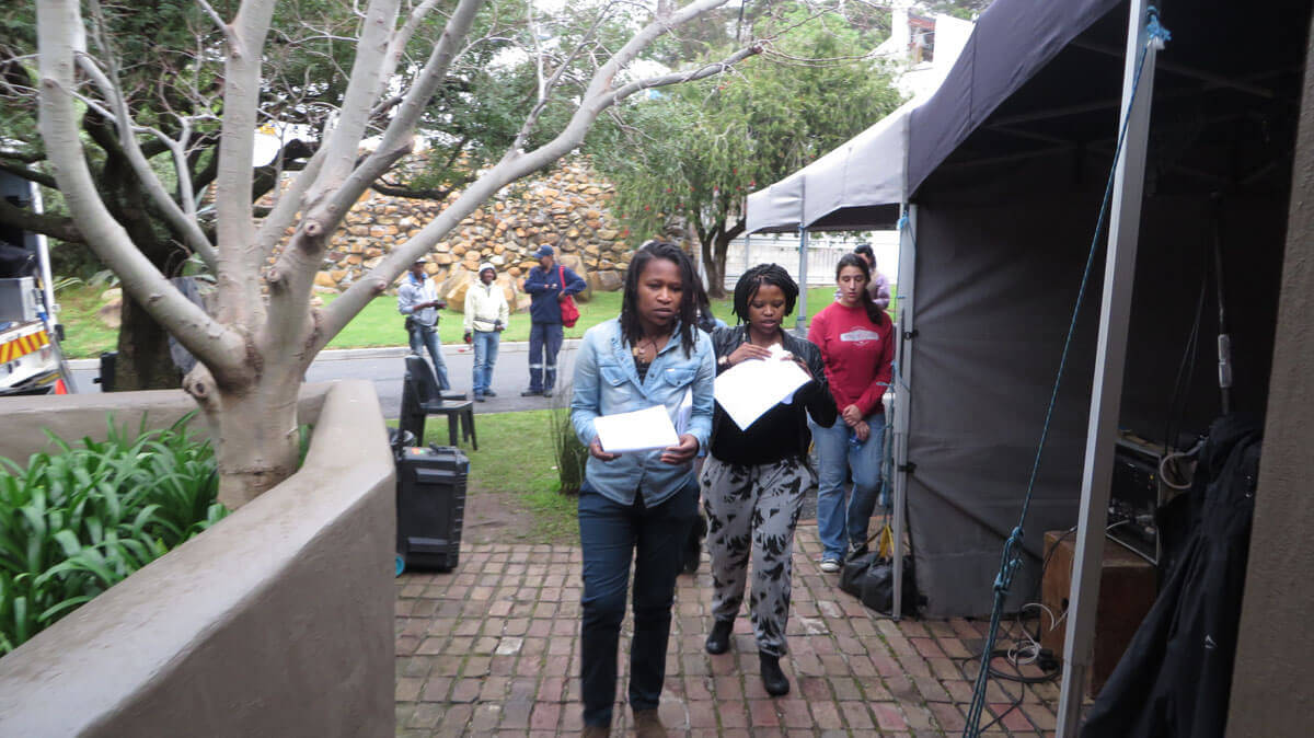 WYWL Ntobeko, Lunghi and Yael