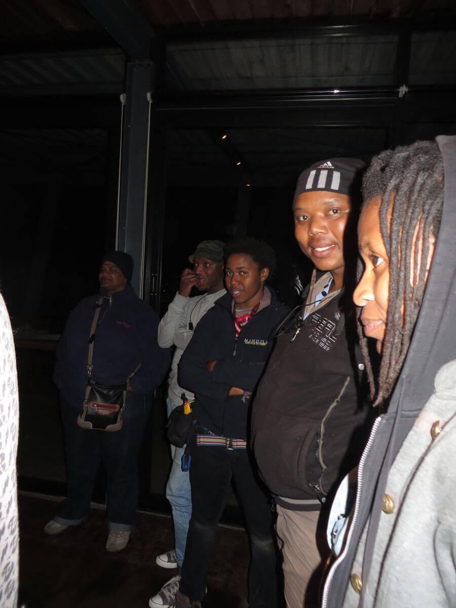 WYWL Tango Crew Maureen, Thulani, Ziyanda, Vusumzi, Ntobeko
