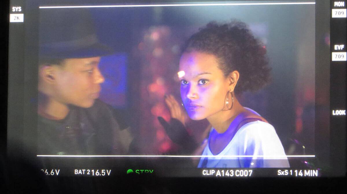 WYWL Crew Bar Thishiwe (Shado) and Petronella (Asanda) screen shot