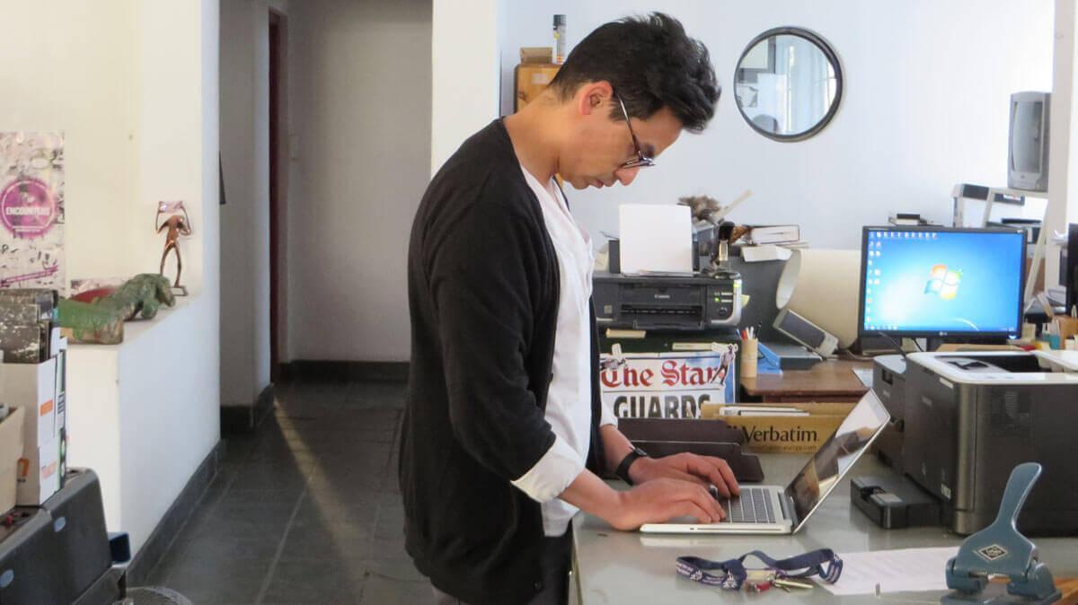 WYWL Writers Workshop Director Burhan Qurbani