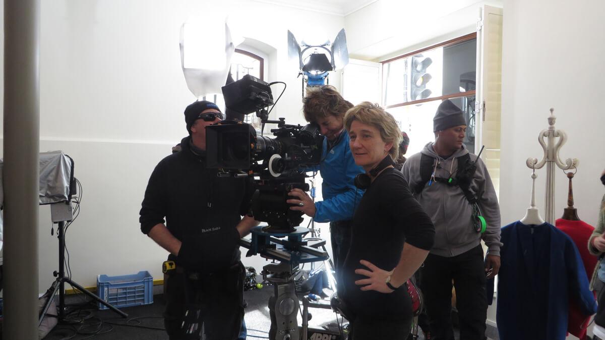 WYWL Catherine Stewart, camera and grips