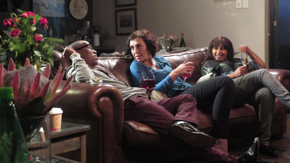 WYWL Malefane Mosuhli (Gift), Camilla (Terri) and Jill (Yasmin)
