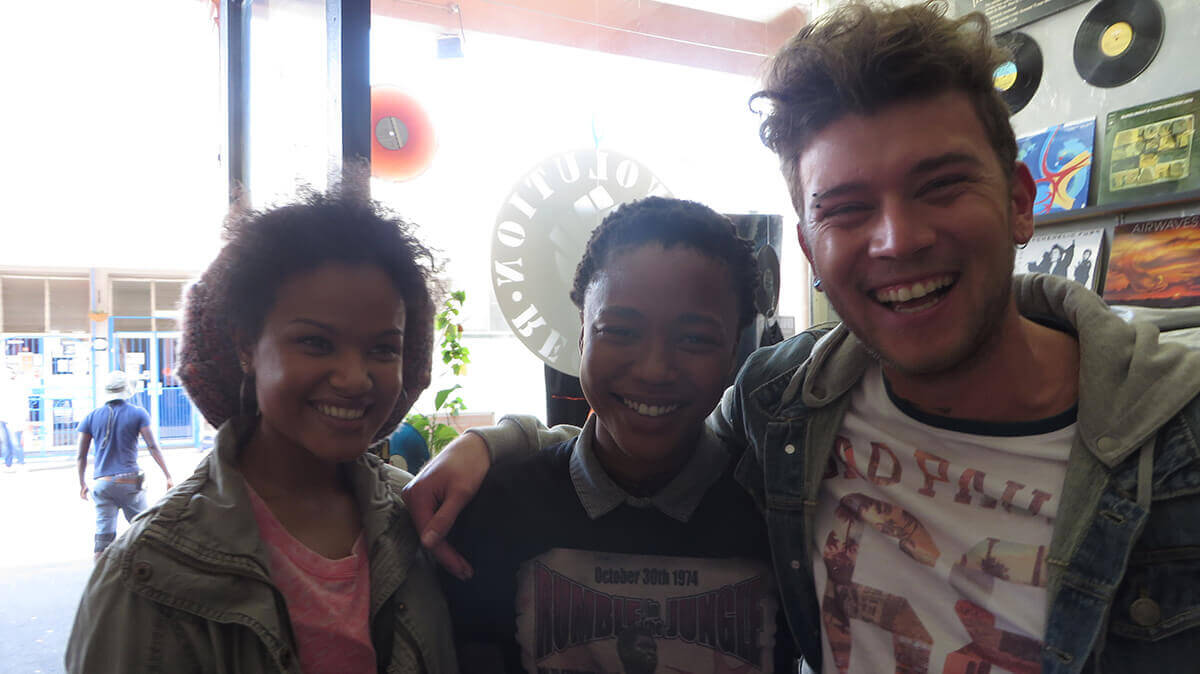 WYWL Petronella Tshuma (Asanda) Thishiwe Ziqubu (Shado) Pascual Wakefield (Greg)