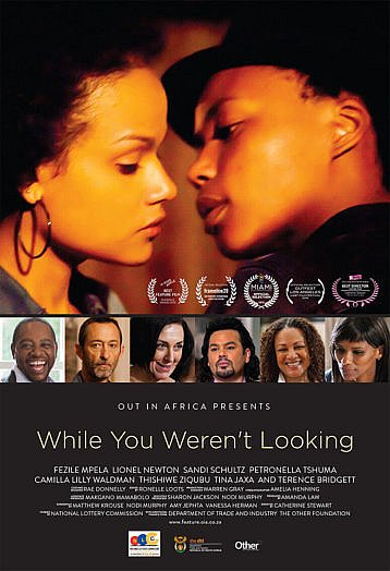While You Weren't Looking Poster